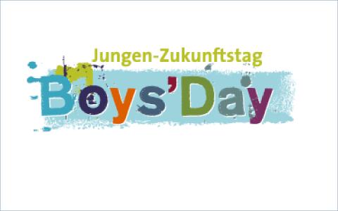Graphik für das Projekt Boys-Day