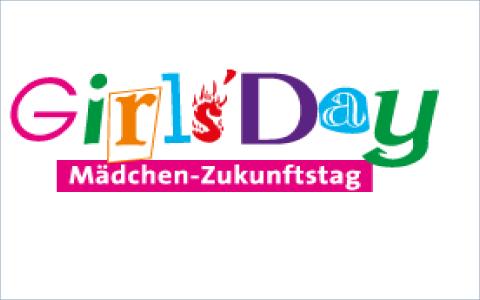 Graphik für das Projekt Girls-Day