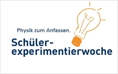 Graphik für das Projekt Schülerexperimentierwoche