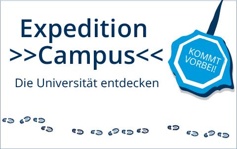 Graphik Projekt Expedition Campus