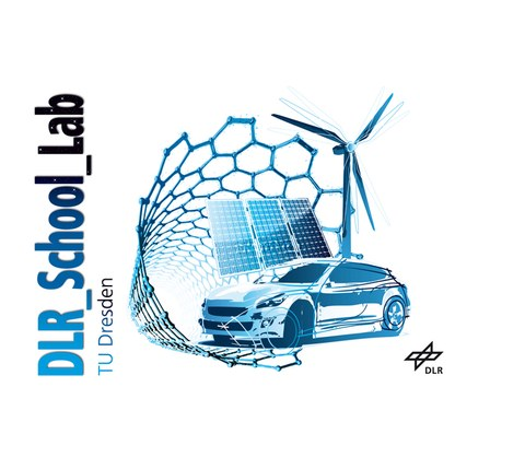 Logo vom Projekt DLR School Lab