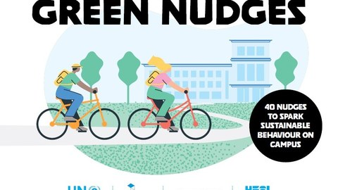"UNEP-Initiative ""Little Book of Green Nudges"""