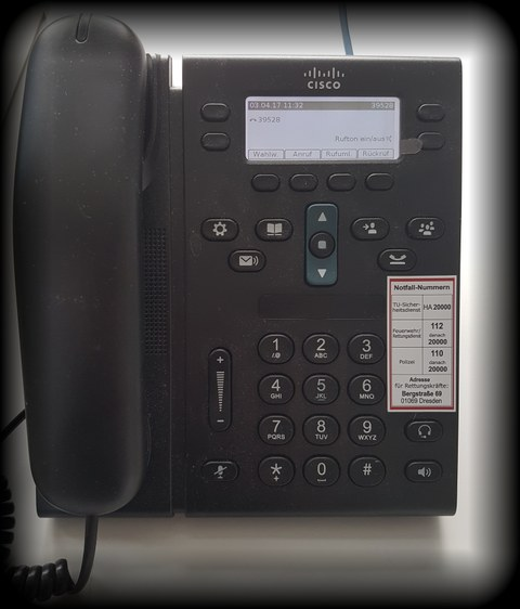 Telefonaufkleber