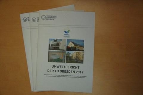 Umweltbericht 2017 ist erschienen