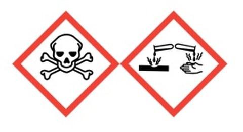 Gefahrenkennzeichen
