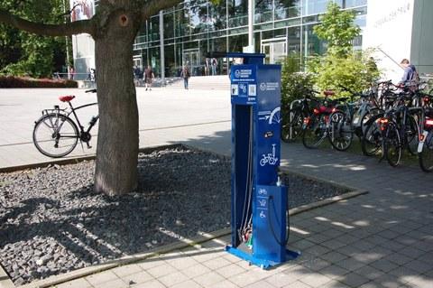 Fahrradservicestation HSZ
