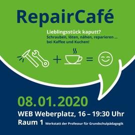 RepairCafé am 8.01.2020