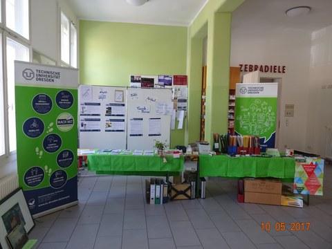 Presentation on the TU Dresden Avoiding Waste Day