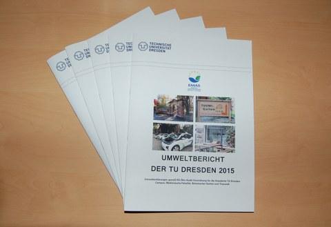 Umweltbericht der TU Dresden