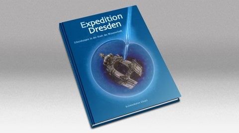 Buch Expedition Dresden
