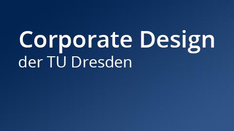 Corporate Design Tu Dresden Tu Dresden