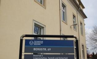 TU Dresden, Bergstraße 69