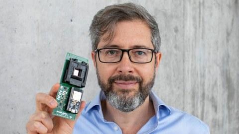 Porträtfoto Prof. Gianaurelio Cuniberti