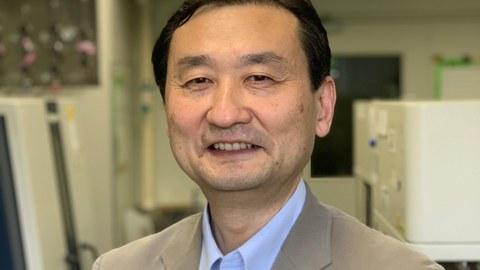 Humboldt Forschungspreisträger Qiang Xu