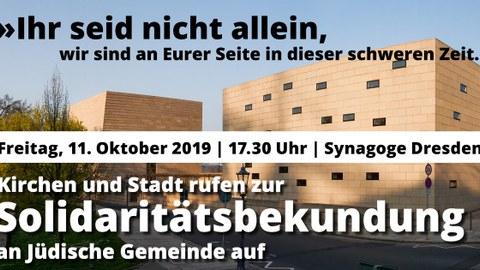 Synagoge Dresden