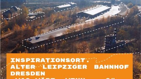Ankündigungsbild Leipziger Bahnhof