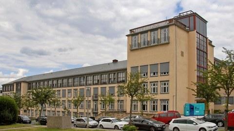Barkhausen-Bau, C-Flügel