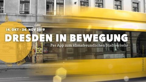 Dresden in Bewegung