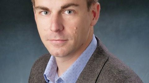 Porträt Prof. Christoph Keplinger