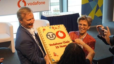 25 Jahre Vodafone Lehrstuhl