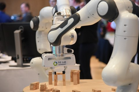 Roboter Tagung