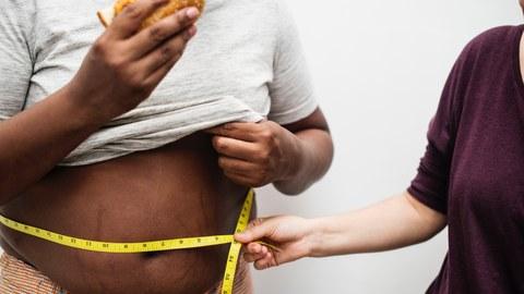 Übergewicht BMI Berechnung