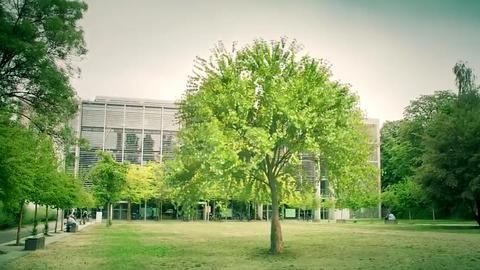 Grüner Campus