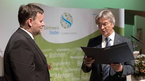 Ehrenbürger Martin Richter