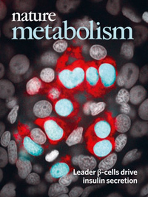 Cover Nature Metabolism