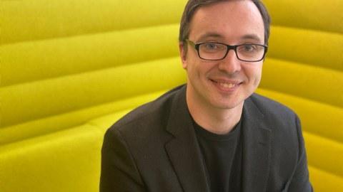 Porträtfoto Prof. Alexey Chernikov