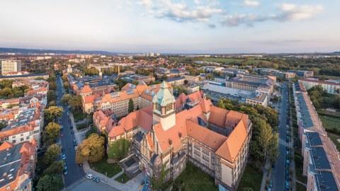 Campus TU Dresden
