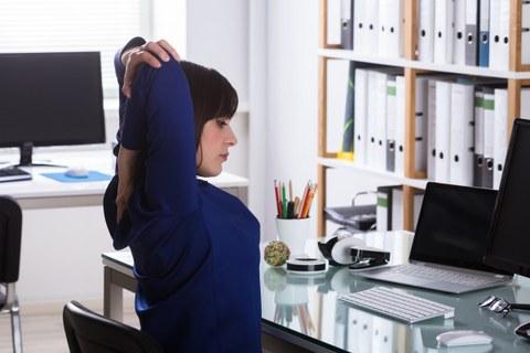 Symbolbild Rückenschmerz