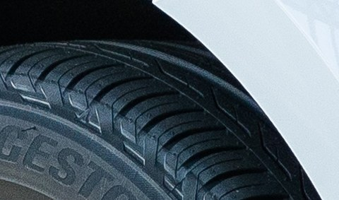 Reifen Detail