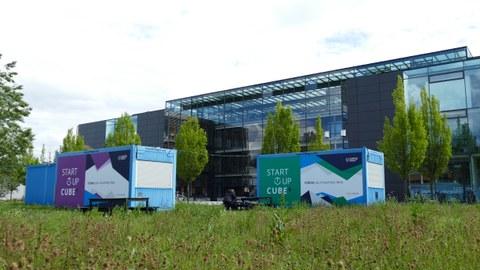Startup Cubes TU Dresden