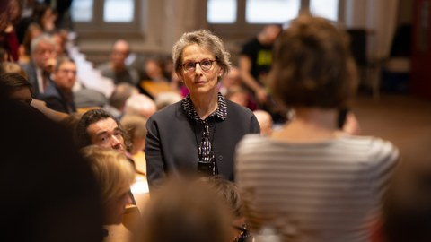 Prof. Ursula Staudinger