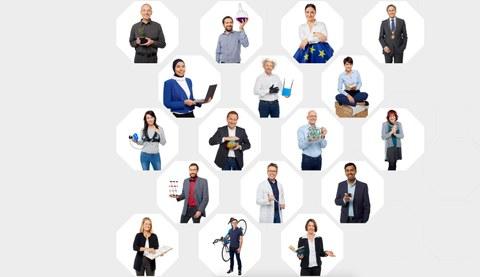 Gruppenbild TUD-Kampagne