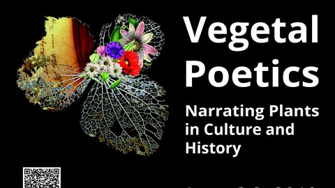 Poster Vegetal Poetics