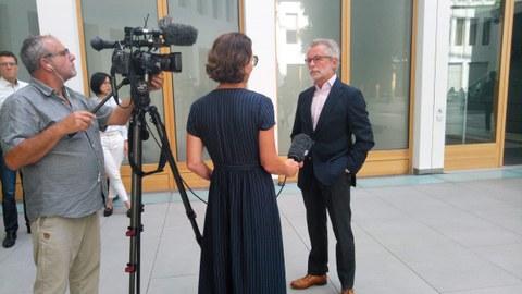 Interview Prof. Vorländer