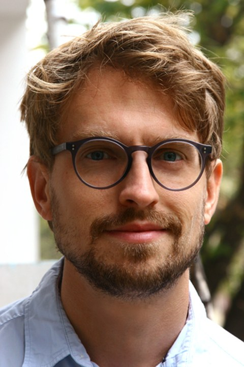 Porträtfoto von Dr. Jakub Limanowski
