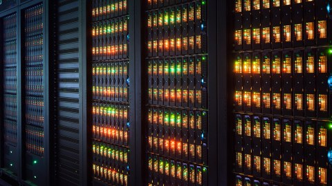 Supercomputer am ZIH