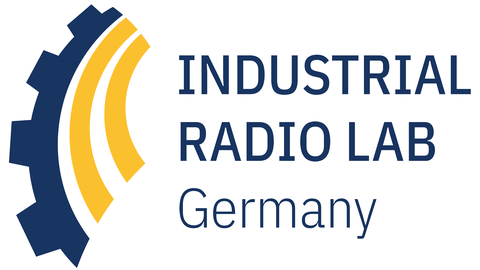 Logo des Industrial Radio Lab Germany