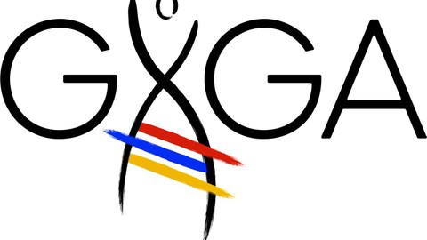 Logo des GHGA-Konsortiums