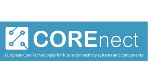 Logo des Konsortiums COREnect