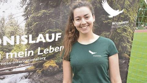 Maria Kielb studiert an der TU Dresden Medieninformatik.