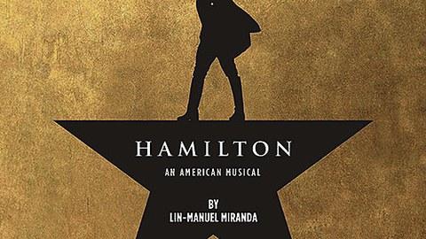 »Hamilton«-CD-Cover.