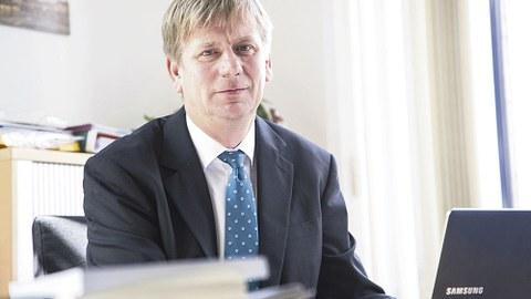 Prof. Andreas Seidler.