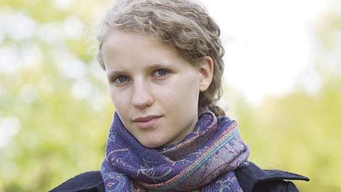 Porträt von Lilith Diringer