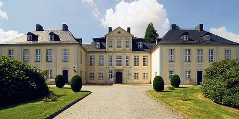 Der Vogtshof Herrnhut, Gebäude und umgebender Garten