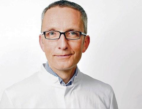 Prof. Reinhard Berner.