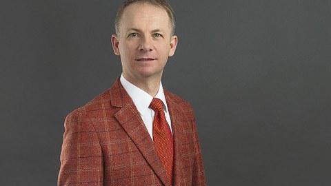 Porträt Prof. Thomas Köhler.